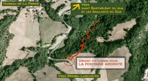 Comment accéder à la 7ème Merveille du Dauphiné !